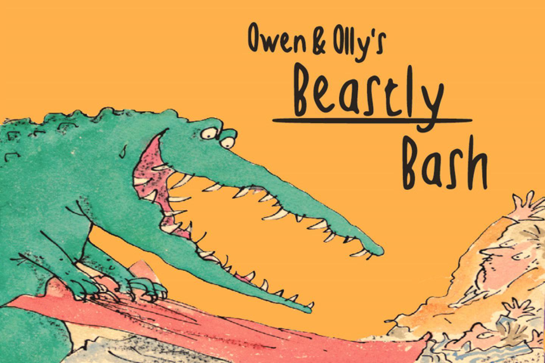 Owen & Olly's Beastly Bash